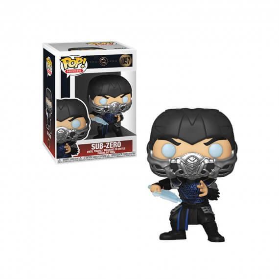 Figurine Mortal Kombat Movie - Sub-Zero Pop 10cm