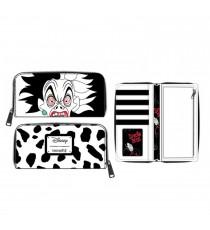 Portefeuille Disney Villains - Cruella De Vil Spots Cosplay