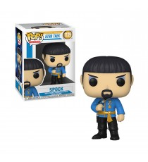 Figurine Star Trek - Spock Mirror Mirror Outfit Pop 10cm