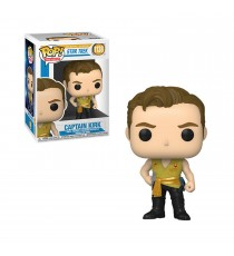 Figurine Star Trek - Kirk Mirror Mirror Outfit Pop 10cm
