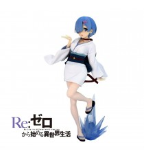 Figurine Re Zero - Rem Snow Girl 21cm