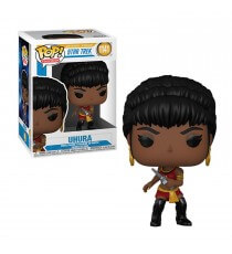 Figurine Star Trek - Uhura Mirror Mirror Outfit Pop 10cm