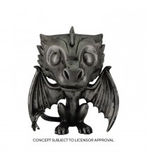 Figurine Game Of Thrones - Iron Drogon Pop 10cm