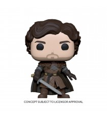 Figurine Game Of Thrones - Rob Stark With Sword Pop 10cm