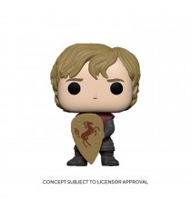 Figurine Game Of Thrones - Tyrion With Shield Pop 10cm