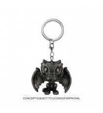 Porte Clé Game Of Thrones - Iron Drogon Pocket Pop 4cm
