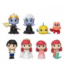 Figurine Disney La Petite Sirene Mystery Minis - 1 Boîte Au Hasard