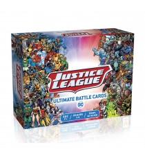 Jeu De Société Justice League - Ultimate Battle Cards