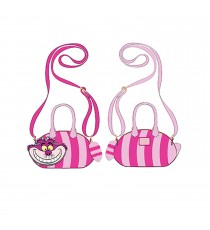 Sac A Main Disney - Alice In Wonderland Cheshire Cat Applique
