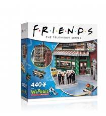 Puzzle 3D Friends - Central Perk 440 Pièces