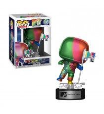 Figurine Icons - MTV Moon Person Rainbow Pop 10cm