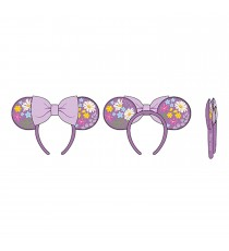 Serre-Tête Disney - Minnie Embroidered Flowers