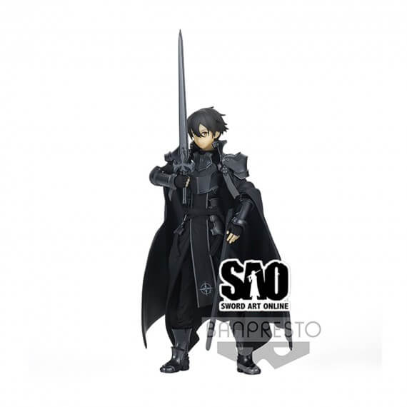 Figurine Sword Art Online Alicization - Integrity Knight Kirito 16cm