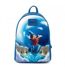 Mini Sac A Dos Disney - Fantasia Mickey Sorcier
