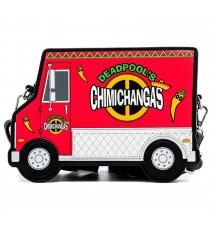 Sac A Main Marvel - Deadpool 30Th Anniv Chimichangas Food Truck