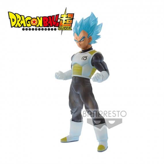 Figurine DBZ - Super Saiyan God Super Saiyan Vegeta Super Clearise 19cm