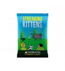 Exploding Kittens : Streaking Kittens