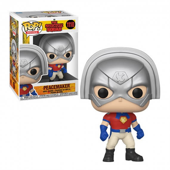 Figurine DC The Suicide Squad - Peacemaker Pop 10cm