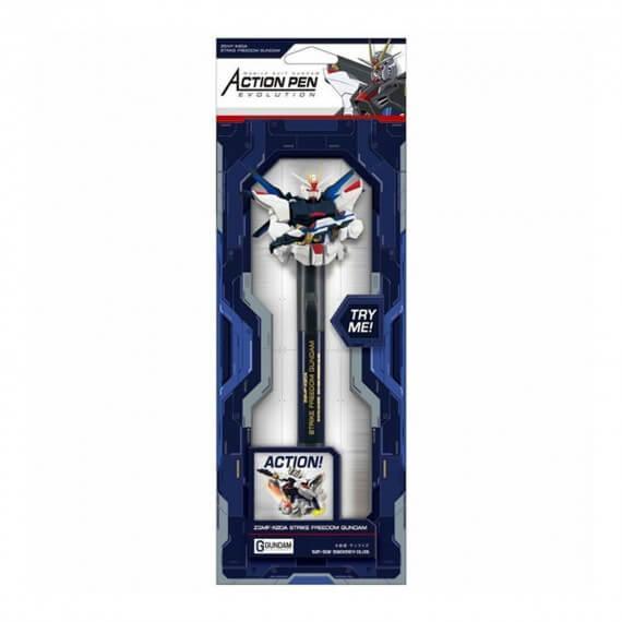 Action Pen Gundam - Strike Freedom Gundam 17cm