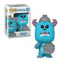 Figurine Disney Monsters Inc 20Th - Sulley W/Lid Pop 10cm