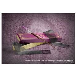 Replique Harry Potter Les Animaux Fantastiques - Baguette Magique Seraphina Picquery 40cm