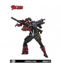 Boite Abimée - Figurine Spawn - Commando Spawn Color Tops 18cm