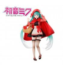 Figurine Vocaloid - Miku Little Red Riding Hood 18cm