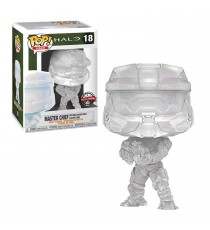 Figurine Halo Infinite - Master Chief In Active Camo Exclu Pop 10cm