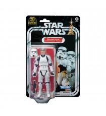 Figurine Star Wars - George Lucas Stormtrooper Disguise Black Series 15cm