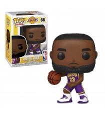 Figurine NBA - Lakers Lebron James Pop 10cm