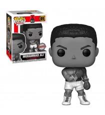 Figurine Sport - Muhammed Ali B&W Exclu Pop 10cm