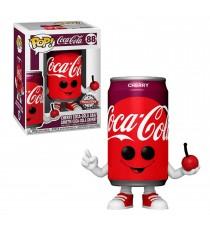 Figurine Icons Coca Cola - Cherry Coke Can Exclu Pop 10cm
