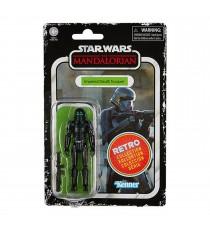Figurine Star Wars Mandalorian - Imperial Death Trooper Retro Collection 10cm