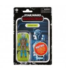 Figurine Star Wars Mandalorian - Bo-Katan Kryze Retro Collection 10cm