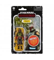 Figurine Star Wars Mandalorian - Boba Fett Morak Retro Collection 10cm