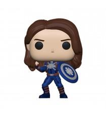 Figurine Marvel What If - Captain Carter Stealth Pop 10cm