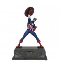 Statue Marvel - Captain America Premier Collection 30cm