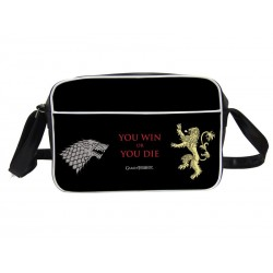 Sac Besace Game of Thrones - You Win or You Die