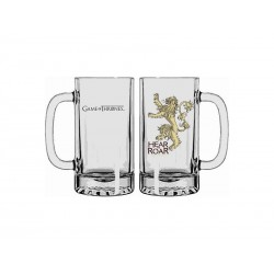 Chope Verre Game Of Thrones - Lannister