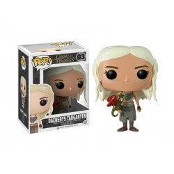 Figurine Game Of Thrones - Daenerys Targaryen Pop 10cm
