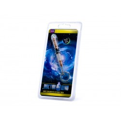 Porte Clés - Doctor Who - 11th Doctor mini Sonic Scewdriver led