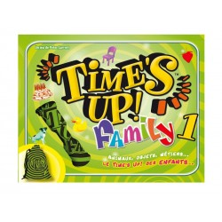 Time's Up Family 1