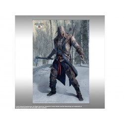 Wall Scroll Assassin's Creed III Vol.1