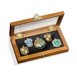Figurine - Harry Potter - Collection de Pin's Maisons Poudlard